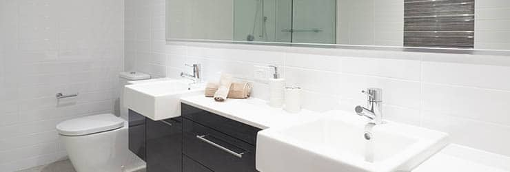 Salle de bains moderne Brabant wallon